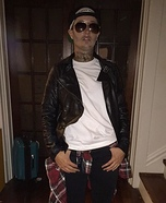 C Breezy Homemade Costume