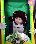 Cabbage Patch Doll Costume for a Baby
