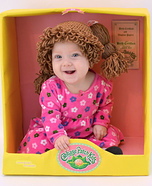 Cute Cabbage Patch Doll Costume