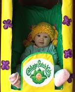 Cabbage Patch Kid Costume for Baby