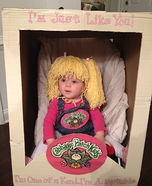 Cutest Halloween costumes for babies - Cabbage Patch Kid Costume