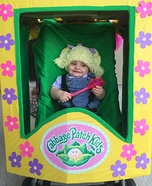 Cabbage Patch Kids Doll Homemade Costume