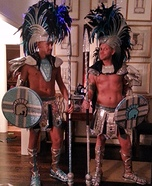 Caesar's Palace Soldiers Homemade Costume