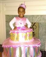 Cake Lady Costume