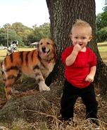 Calvin and Hobbes Halloween Costumes
