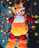 Candy Horn Monster Costume