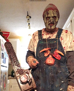 Cannibal Hillbilly Homemade Costume