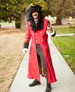 Captain Hook Homemade Costume