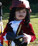 Captain Hook Halloween Costume