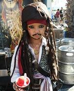 Captain Jack Homemade Costume
