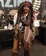 Captain Jack Homemade Costume