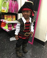 Captain Jake and the Neverland Pirates Costume