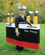 Captain of the Titanic