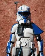 Captain Rex Homemade Costume