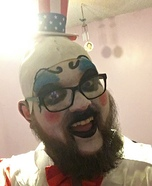 Captain Spaulding Homemade Costume