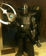 Carbon Knight Costume