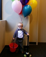 Carl Fredericksen from the movie Up Homemade Costume