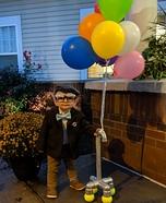 Carl Frederickson from Pixar's movie UP Homemade Costume