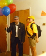 Homemade Up Costumes