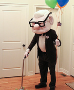 Carl Fredricksen from UP Halloween Costume