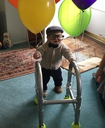 Carl Fredrickson Homemade Costume