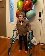 Carl Fredrickson Homemade Costume