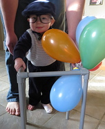 Carl from the movie Up Homemade Costume