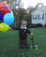 Cutest Halloween costumes for babies - Carl from Up Costume