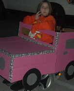 Car Wheelchair Halloween Costume