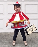 Carousel Child Costume