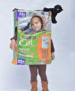 Cat Food Homemade Costume