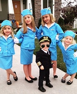 Catch Me If You Can Homemade Costume