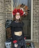 Catrina - Dios De Los Muertos Homemade Costume