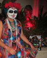 Catrina from Latin America Costume