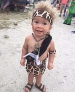 Cave Boy Homemade Costume