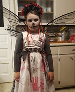 Cemetery Fairy Homemade Costume