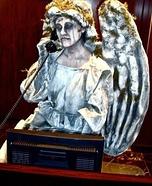 Cemetery Statue Homemade Costume