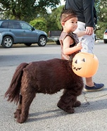 Centaur Homemade Costume