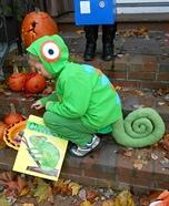Chameleon Halloween Costume