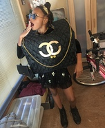 Chanel Mini Purse Homemade Costume