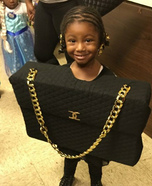 Chanel Purse Homemade Costume