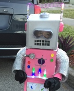 Char-Bot 2000 Homemade Costume