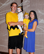 Charlie Brown Characters Halloween Costumes