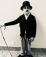 Charlie Chaplin Homemade Costume