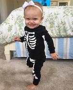 Charlie the Skeleton Costume