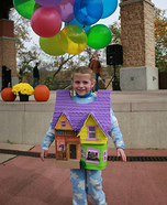 DIY Up House Costume