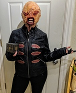 Chatterer Homemade Costume