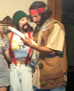 Cheech and Chong Costumes for Couples