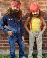 Cheech and Chong Homemade Costume