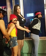 Cheech and Chong Costume Ideas